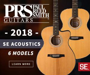 PRS 2018 SE Acoustics