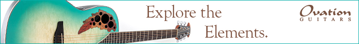 GEWA Ovation Guitars